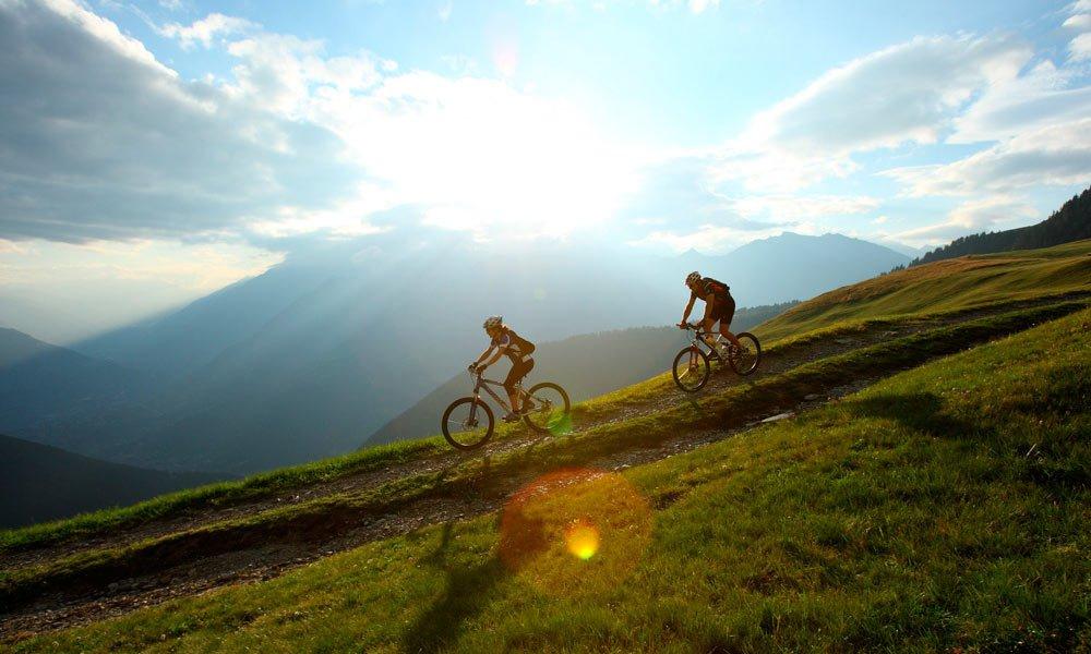 Sull'Alpe di Rodengo o sul Gitschberg