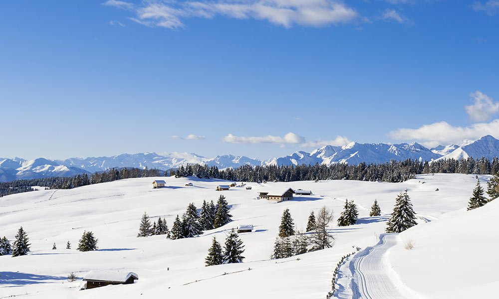 Your next winter vacation in the mountains: Let's go to Gitschberg Val Giovo!