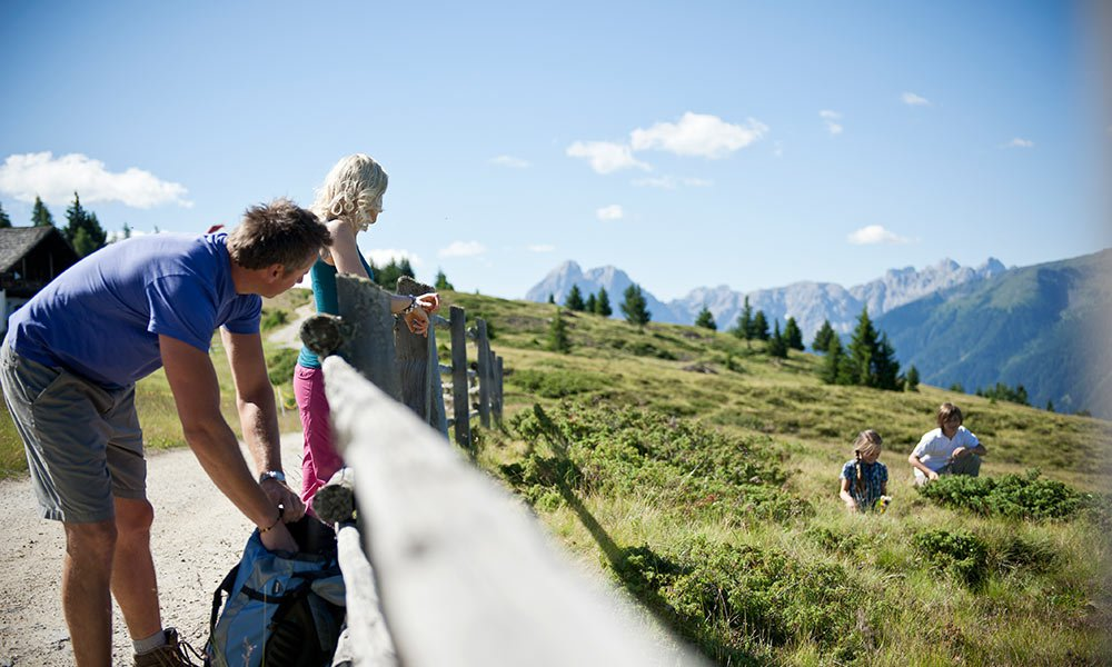 Your hiking hotel in South Tyrol: Hiking through a marvellous region
