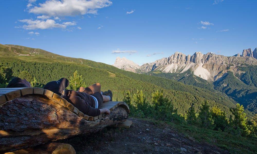 Hotel an der Plose: Ein Bergmassiv als Ferienparadies