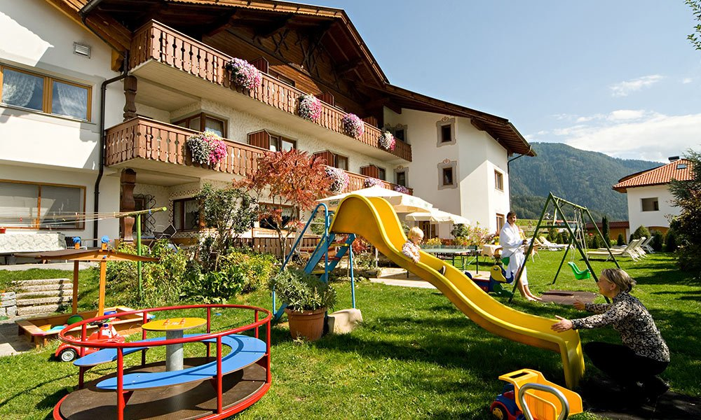 Your active hotel in South Tyrol: High season all year long