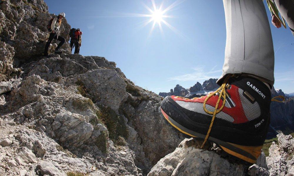 Kletterparadies auf der Rodenecker Alm