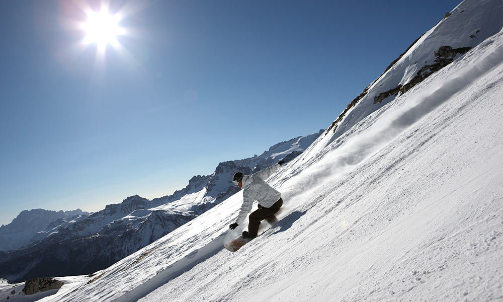 Your ski hotel in South Tyrol: Visit the most beautiful skiing areas in South Tyrol