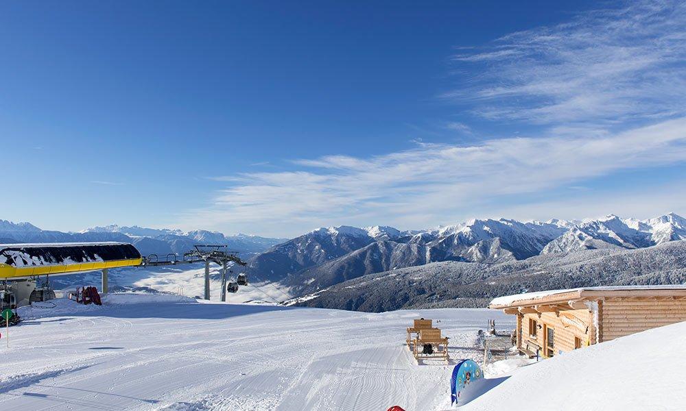 Skifahren vor atemberaubender Kulisse!