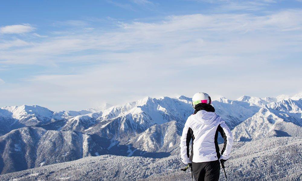 Winterurlaub in den Bergen: Freuen Sie sich auf den ersten Schnee!
