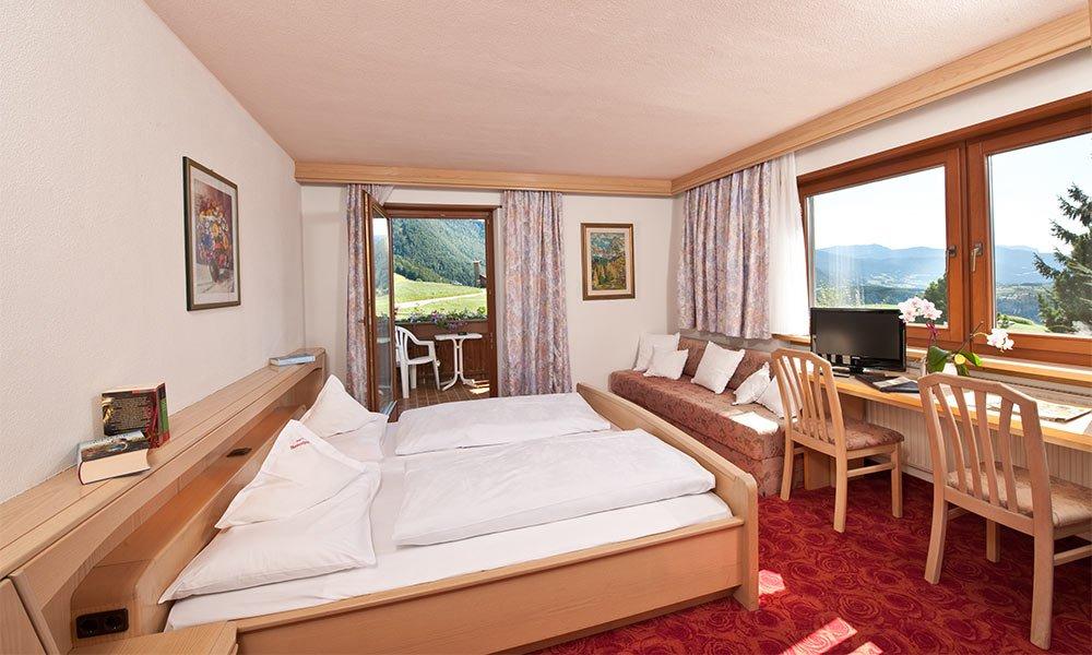 Ihre Unterkunft in Rodeneck: Wir haben das richtige Zimmer für Sie!